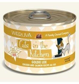 Weruva Weruva Cat CITK Can Goldie Lox 6oz