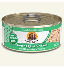 Weruva Weruva Cat Can Green Eggs & Chicken 5.5oz