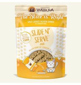 Weruva Weruva Cat Slide & Serve Pate Slice is Right 2.8oz Pouch