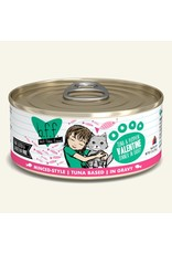 Weruva BFF Weruva B.F.F. Best Feline Friend Originals Wet Cat Food Valentine Tuna & Pumpkin Dinner in Gravy 5.5oz Can