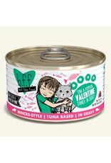 Weruva BFF Weruva B.F.F. Best Feline Friend Originals Wet Cat Food Valentine Tuna & Pumpkin Dinner in Gravy 3oz Can
