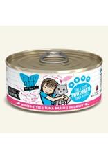 Weruva BFF Weruva B.F.F. Best Feline Friend Originals Wet Cat Food Sweethearts Tuna & Shrimp Dinner in Gravy 5.5oz Can