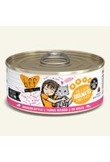 Weruva BFF Weruva B.F.F. Best Feline Friend Originals Wet Cat Food Soulmates Tuna & Salmon Dinner in Gelée 5.5oz Can
