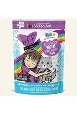 Weruva BFF Weruva B.F.F. OMG Best Feline Friend Oh My Gravy Wet Cat Food Booya! Beef & Chicken Dinner in Gravy 2.8oz Pouch