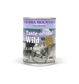 Taste of the Wild Taste of the Wild Dog Can Sierra Mountain 13oz