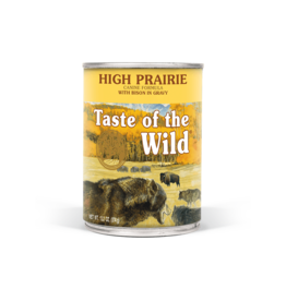 Taste of the Wild Taste of the Wild Dog Can High Prairie 13oz
