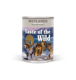 Taste of the Wild Taste of the Wild Dog Can Wetlands 13oz
