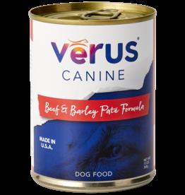 Verus Verus Dog Can Beef & Barley Pate 13oz