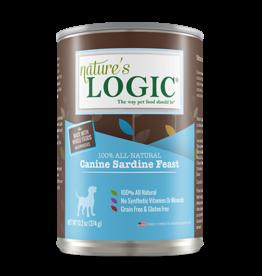 Nature's Logic Nature's Logic Dog Can Sardine 13oz