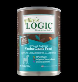 Nature's Logic Nature's Logic Dog Can Lamb 13oz
