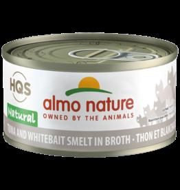 Almo Nature Almo Natural Cat Can Tuna & Whitebait 2.47oz