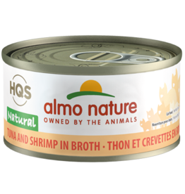 Almo Nature Almo Natural Cat Can Tuna & Shrimp 2.47oz
