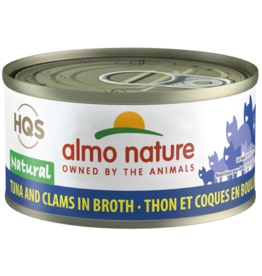 Almo Nature Almo Natural Cat Can Tuna & Clams 2.47oz