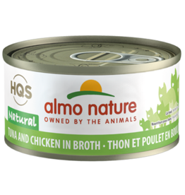 Almo Nature Almo Natural Cat Can Tuna & Chicken 2.47oz