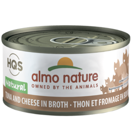 Almo Nature Almo Natural Cat Can Tuna & Cheese 2.47oz