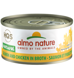 Almo Nature Almo Natural Cat Can Salmon & Chicken 2.47oz