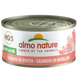 Almo Nature Almo Natural Cat Can Salmon 2.47oz