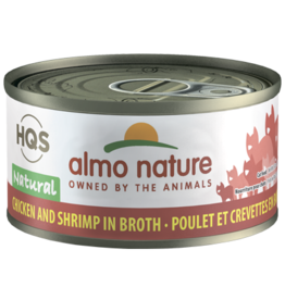Almo Nature Almo Natural Cat Can Chicken & Shrimp 2.47oz