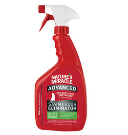 Natures Miracle Nature's Miracle Advanced Cat Stain & Odor Eliminator 32oz