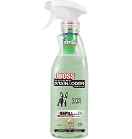 Becles Pet BOSS Severe Stain & Odor Remover 32oz with Refill