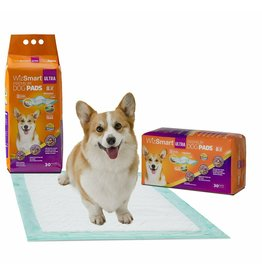 Petix WizSmart Training Pad Ultra Absorbency 30ct