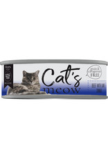 Dave's Pet Food Dave's Wet Cat Food Cat's Meow Beef with Lamb Dinner 5.5oz Can Grain Free