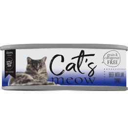 Dave's Pet Food Dave's Cat Can Cat's Meow Beef & Lamb 5.5oz
