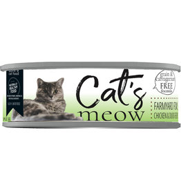 Dave's Pet Food Dave's Can Cat's Meow Farmyard Fowl 5.5oz