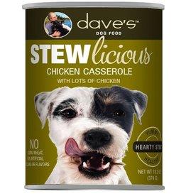 Dave's Pet Food Dave's Dog Can Stew Chicken Casserole 13oz