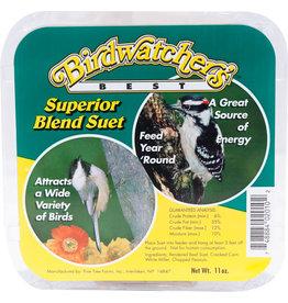 Birdwatchers Best BW Best Suet Superior Blend 11oz
