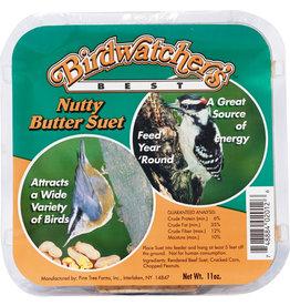 Birdwatchers Best BW Best Suet Nutty Butter 11oz