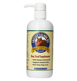 Grizzly Grizzly Wild Salmon Oil