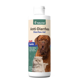 naturVet NaturVet Anti Diarrhea Liquid 8oz