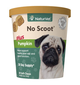 naturVet NaturVet No Scoot plus Pumpkin Chew