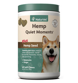 naturVet NaturVet Dog Hemp Quiet Moments Chew