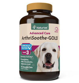 naturVet Naturvet ArthriSoothe Gold Advanced Level 3 Tabs