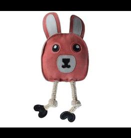 Aussie Naturals Aussie Naturals Leather Flattie  Bunny