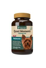 naturVet NaturVet Quiet Moments Calming Aid Chewable Tablets for Dogs 30ct