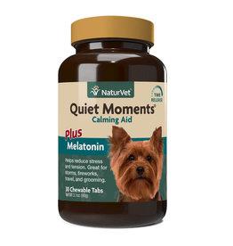 naturVet NaturVet Dog Quiet Moments Tabs 30ct