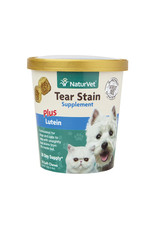 naturVet NaturVet Tear Stain plus Lutein Chew for Dogs and Cats 70ct