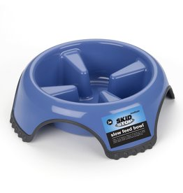 JW Pets Skid Stop Slow Feed Bowl