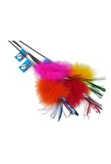 Go Cat Feather Toys Go Cat Feather and Sparkler Wands