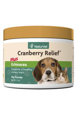 naturVet NaturVet Cranberry Relief Powder plus Echinacea for Dogs and Cats 50g