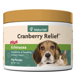 naturVet NaturVet Cranberry Relief Powder 50g