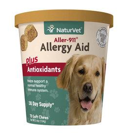 naturVet NaturVet Aller-911 Allergy Aid Chew 70ct
