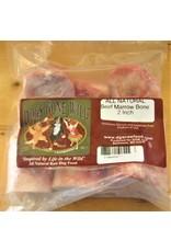 Dogs Gone Wild Dogs Gone Wild 2 inch Frozen Beef Marrow Bones 6pk