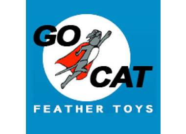 Go Cat Feather Toys