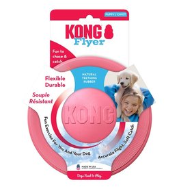 Kong Kong Puppy Flyer Flying Disc