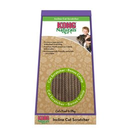 Kong Kong Incline Cat Scratcher with Toy