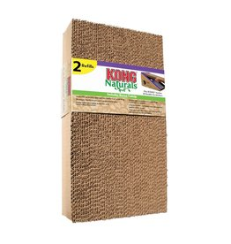 Kong Kong Cat Scratcher Refill with Catnip 2pk